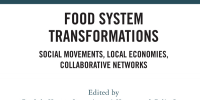 Food system transformations book cover