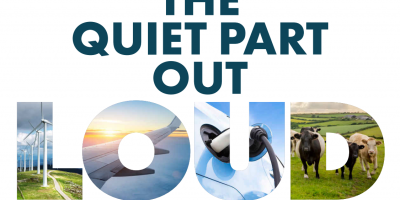 Saying the quiet part out loud - report cover