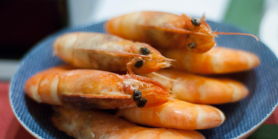 Image: Eric, Cooked shrimp, Flickr, Creative Commons Attribution 2.0 Generic